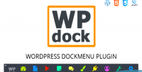Wordpress menu plugin wpdock