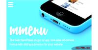 Wordpress mmenu plugin
