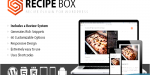 Box recipe recipe wordpress for plugin