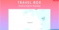 Box travel google maps shortcode widget for blogs travel wordpress