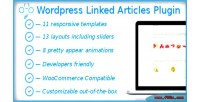 Linked wordpress articles plugin