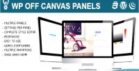 Off wp canvas panels