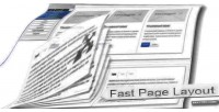 Page fast layout builder page wordpress