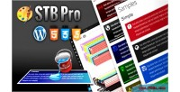 Stb pro special text editin pro boxes