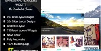 Wp news & scrolling widgets pro plugin news wordpress