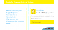 Pro timeline responsive wordpress for timeline