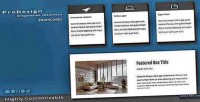 Responsive prodesign interface shortcodes