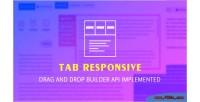 Responsive tabs shortcode plugin & wordpress widget