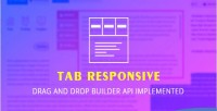 Responsive tabs shortcode plugin & wordpress widget