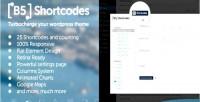 Shortcodes b5