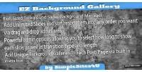 Background ez gallery