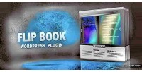 Book flip wordpress plugin