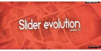 Evolution slider for wordpress