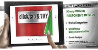 Flip responsive plugin wordpress book