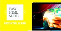 Html easy slider plugin slider wordpress