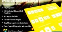 Logo wp showcase pro slider responsive