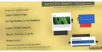 Pro posts wordpress plugin