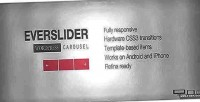 Responsive everslider plugin carousel wordpress