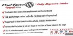 Responsive pinmason wordpress for slider
