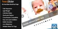 Rss feedslider feed plugin wordpress slider