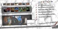 Thumbnail scroller wp nextgen template gallery