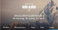 Slider hero plugin slider wordpress
