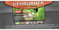 Slider kenburner wordpress plugin
