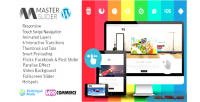 Slider master wordpress slider touch responsive