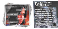 Slider polaroid for wordpress