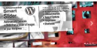 Smart ultimate slider wordpress
