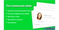 Testimonials tiva wordpress for slider