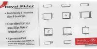 Touch royalslider content wordpress for slider