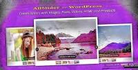 Wordpress allslider carousel slider responsive