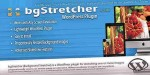 Wordpress bgstretcher bg slideshow resizer image
