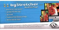 Wordpress bgstretcher bg slideshow resizer image