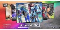 Wordpress icarousel