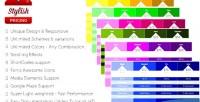 Pricing stylish wordpress plugin