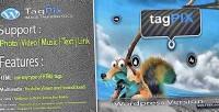 Tagpix wordpress tool tagging image