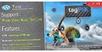 Tagpix wordpress v.2 tool tagging image