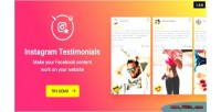 Testimonials instagram wordpress for plugin