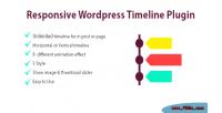 Timeline flik wordpress plugin timeline responsive