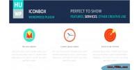 Wordpress iconbox plugin