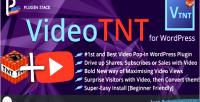 Wordpress in content video plugin in pop wordpress