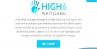 Wordpress whitelabel login & admin