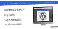 Wp justparallax a parallax wordpress for plugin