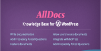 Knowledge alldocs wordpress for base