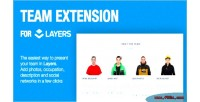 Layers team extension
