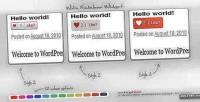 Wizylike like unlike wordpress posts for plugin