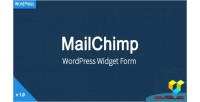 Mailchimp form subscribe widget composer visual and