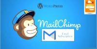 Mailchimp wordpress subscription plugin